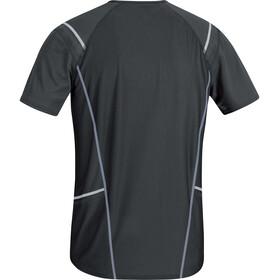 GORE RUNNING WEAR Mythos 6.0 Shirt Men black/graphite grey